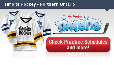 Timbits Hockey - Northern Ontario